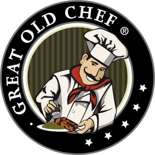 The old chef logo
